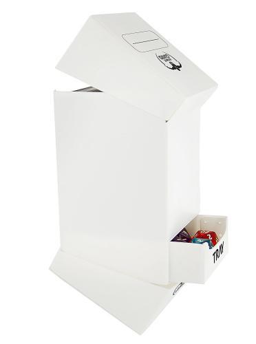 Deck Box: Ultimate Guard Deck´N´Tray Case 100+ Standard Size White