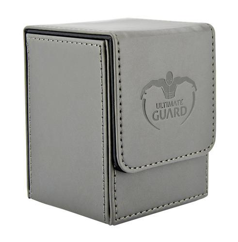 Deck Box: Ultimate Guard Flip Deck Case 100+ Standard Size Grey