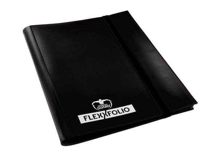 Portfolio: Ultimate Guard 4-Pocket Flexxfolio Black