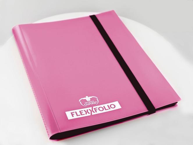 Portfolio: Ultimate Guard 4-Pocket Flexxfolio Pink