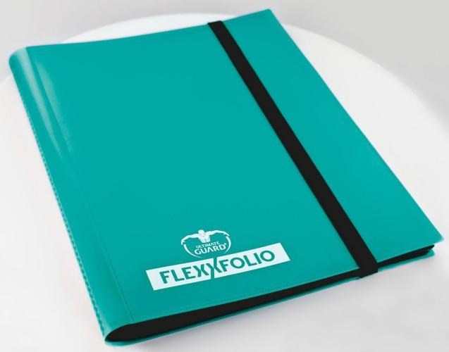 Portfolio: Ultimate Guard 4-Pocket Flexxfolio Turquoise