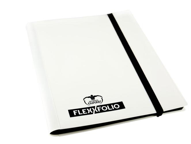 Portfolio: Ultimate Guard 4-Pocket Flexxfolio White