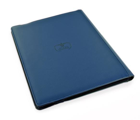 Portfolio: Ultimate Guard 9-Pocket Flexxfolio Xenoskin Blue