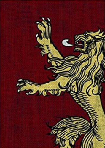 Sleeve Deck: Hbo Game Of Thrones - House Lannister Sleeves