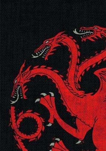 Sleeve Deck: Hbo Game Of Thrones - House Targaryen Sleeves