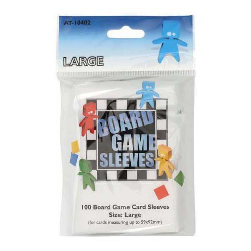 Sleeve Deck: Large Board Game Sleeves (European)