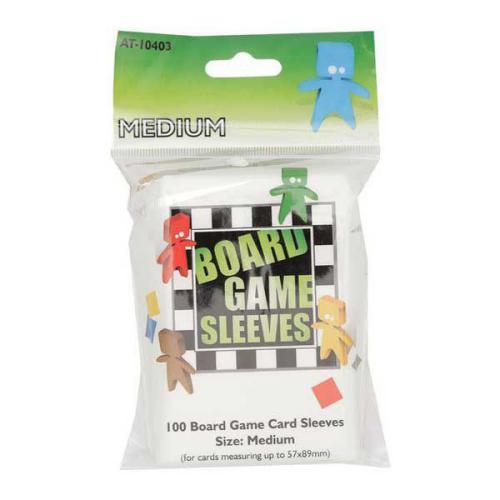 Sleeve Deck: Medium Board Game Sleeves (American)