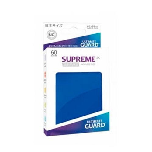 Sleeve Deck: Ultimate Guard Supreme Ux Sleeves Japanese Size Blue