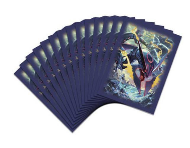 Sleeve Deck: Xy Shiny Mega Rayquaza Card Sleeves