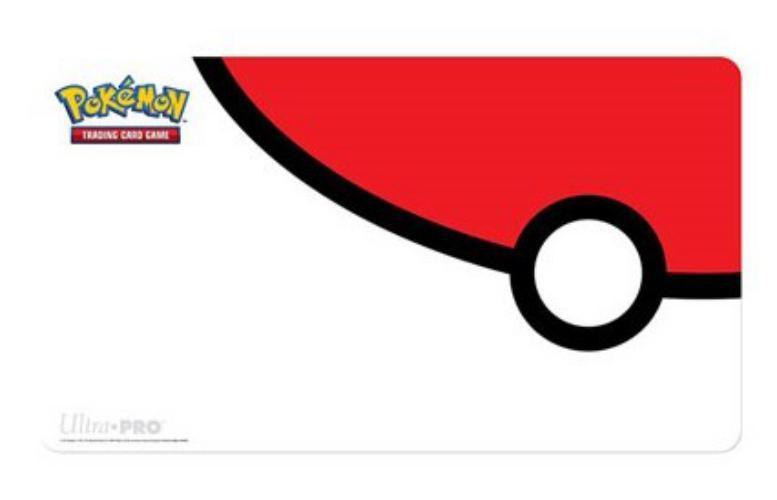 Playmat: Pokemon Pokeball