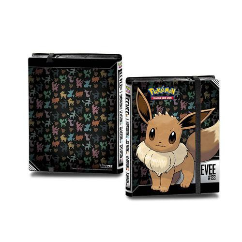 Portfolio: Eevee 9-Pocket Pro-Binder For Pokemon