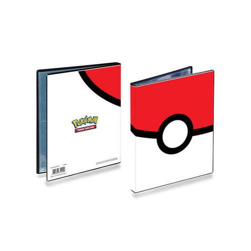 Portfolio: Pokeball Full-View 4-Pocket Pro-Binder