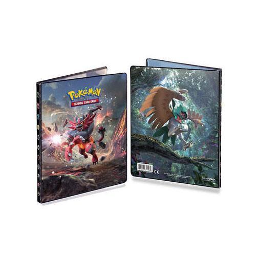 Portfolio: Pokémon Sun & Moon 1: 4-Pocket