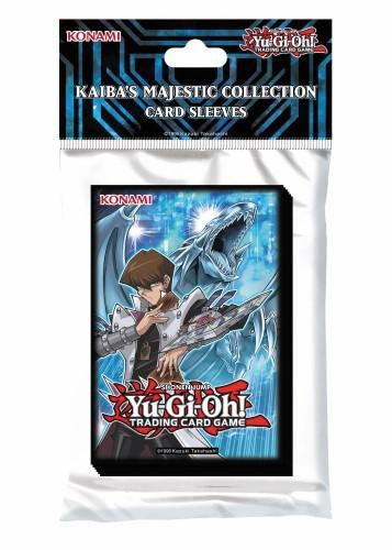Sleeve Deck: Kaiba'S Majestic Collection Sleeves
