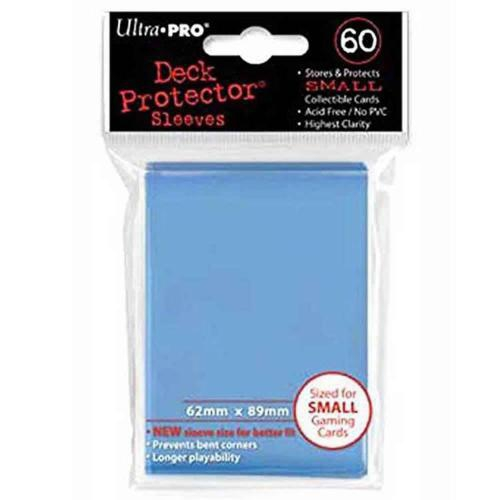 Sleeve Deck: Light Blue Small Deck Protectors