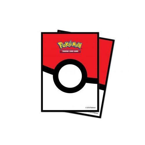 Sleeve Deck: Pokemon Pokeball Standard Deck Protector