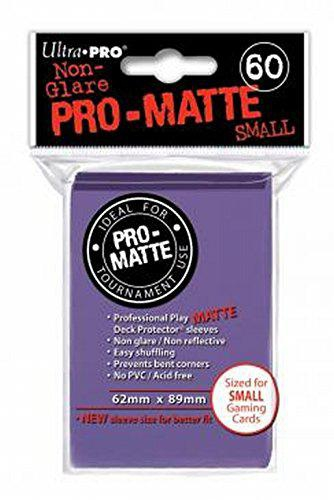 Sleeve Deck: Purple Small Deck Protectors