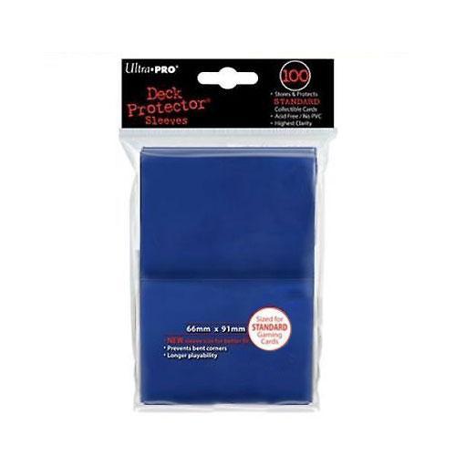 Sleeve Deck: Sleeves, Blue Standard
