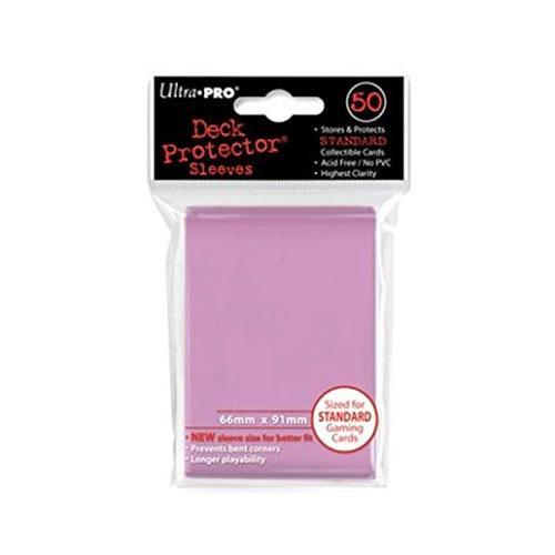 Sleeve Deck: Sleeves, Pink Standard