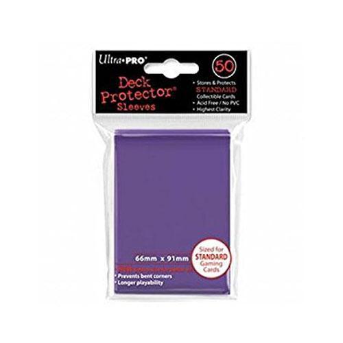 Sleeve Deck: Sleeves, Purple Standard