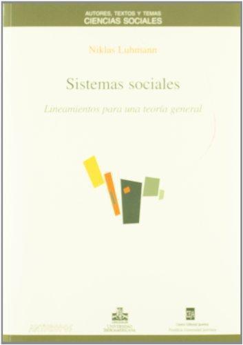 Sistemas Sociales