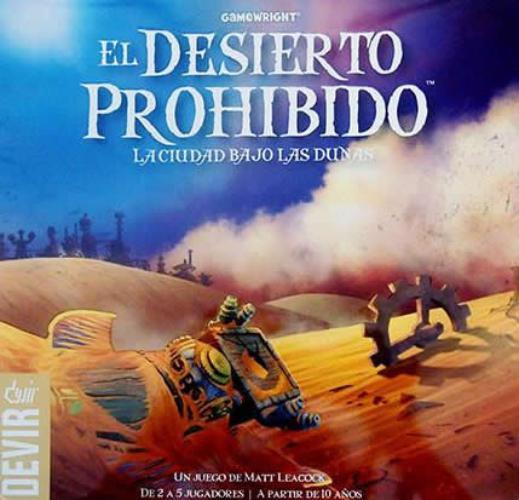 El Desierto Prohibido