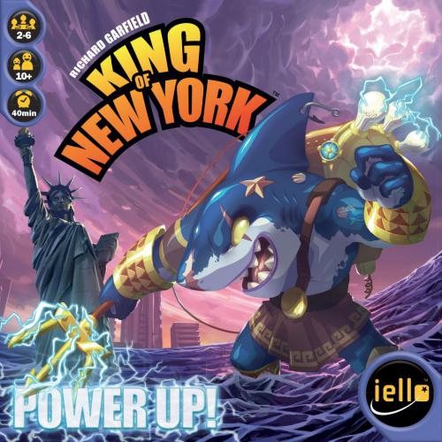 King Of New York Power Up!  (Exp)