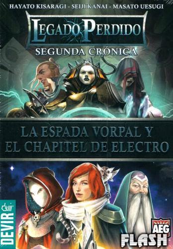 Legado Perdido 2: Espada Y Chapitel