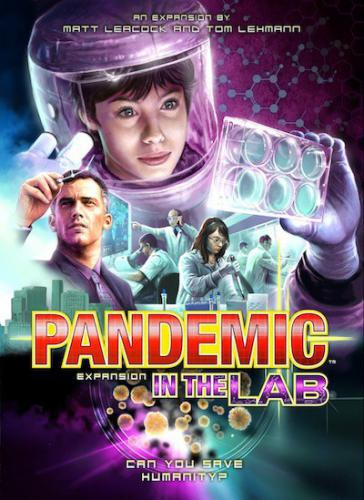 Pandemic : Laboratorio (Exp)