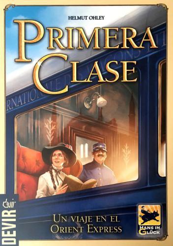 Primera Clase: Un Viaje En El Orient Express