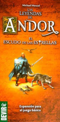 Las Leyendas De Andor: El Escudo De Las Estrellas (Exp)