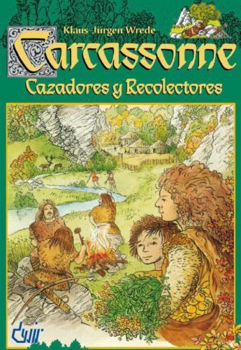 Carcassonne: Cazadores Y Recolectores