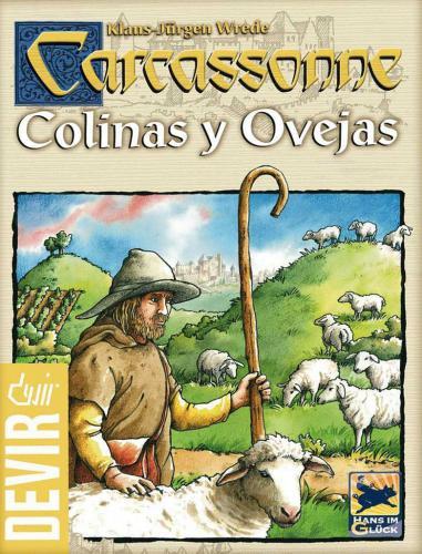 Carcassonne: Colinas Y Ovejas (Exp)