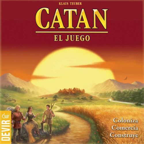 Catan: Juego Base - 5tá Edición