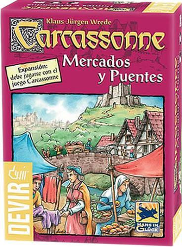 Carcassonne: Mercados Y Puentes (Exp)