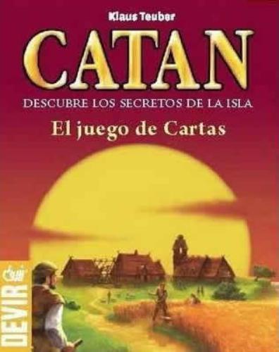 Catan: Juego De Cartas