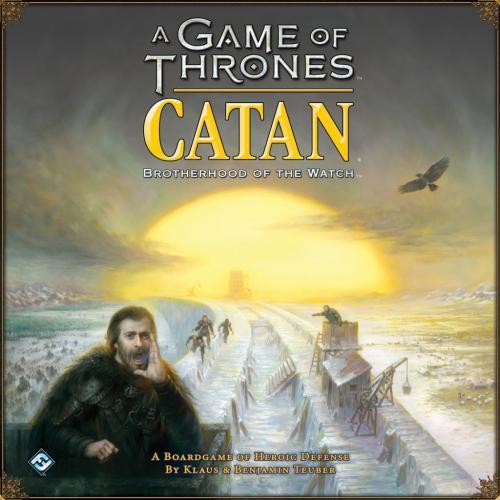 Catan: Juego De Tronos, La Guardia De La Noche