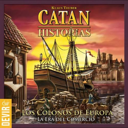 Catan: Los Colonos De Europa