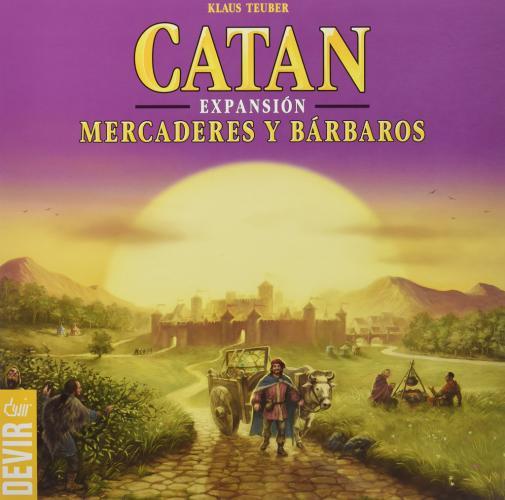 Catan: Mercaderes Y Bárbaros (Exp)