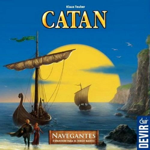 Catan: Navegantes (Exp)