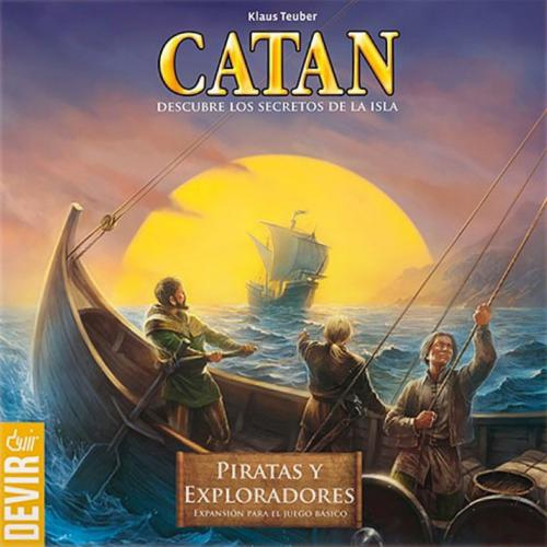 Catan: Piratas Y Exploradores (Exp)