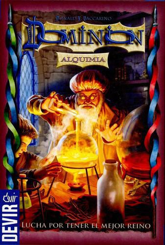 Dominion: Alquimia (Exp)