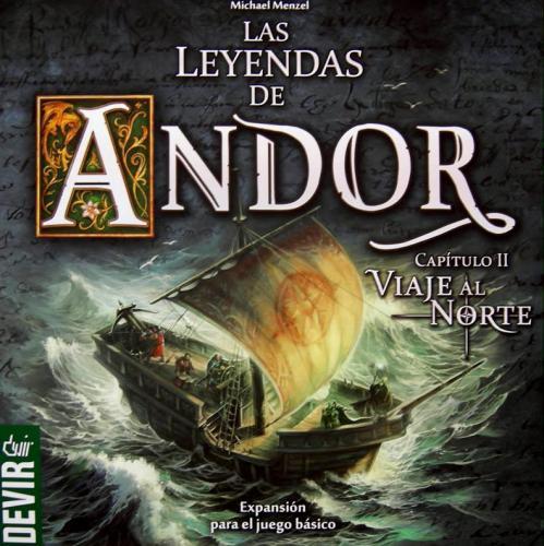 Las Leyendas De Andor Ii: Viaje Al Norte (Exp)