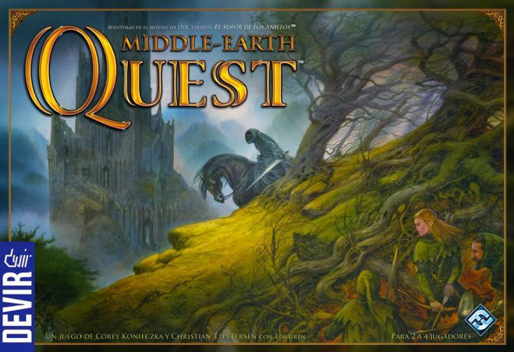 Middle Earth Quest