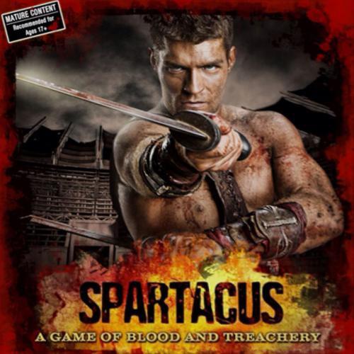Spartacus: Sangre Y Traición