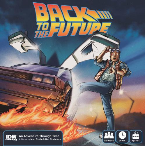 Back To The Future: An Adventure Through Time