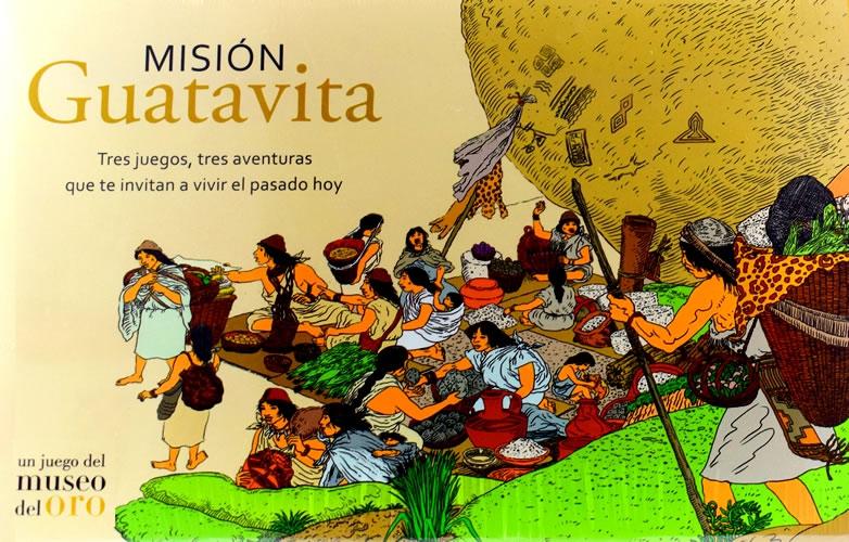 Juego Mision Guatavita