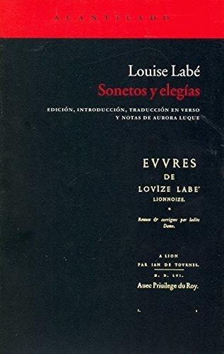 Sonetos Y Elegias