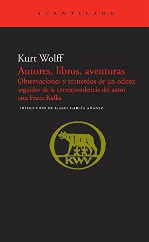 Autores, Libros, Aventuras.