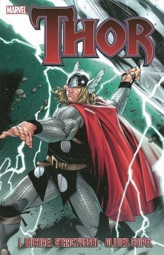 Thor By J. Michael Straczynski Vol 1